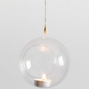 pomysłowa panna młoda - dekoracja - wisząca kula 1
