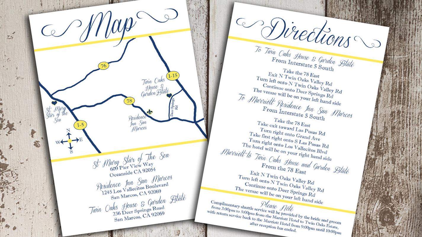Zaproszenia ślubne Pomysłowa Panna Młoda